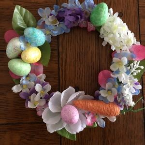 Handmade Easter Wreath